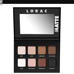 Lorac- Pro Matte 8 Eyeshadow Palette